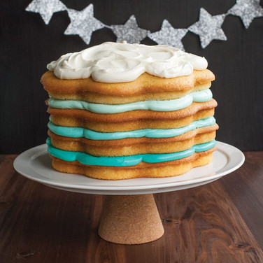 celebrations layer cake pan set