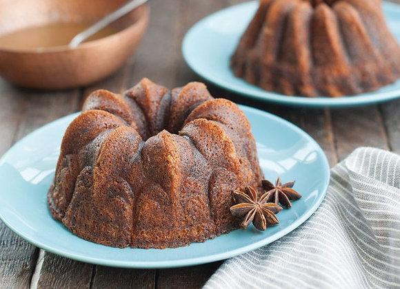 NW84024 Bundt Duet Cake Pan