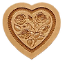 heart springerle cookie molds anis parad