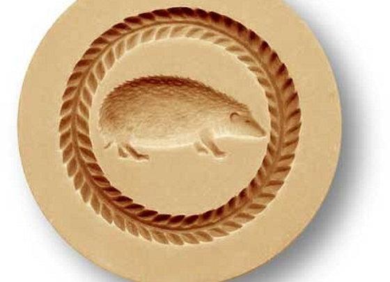 AP 3018 Hedgehog springerle cookie mold by Anis-Paradies