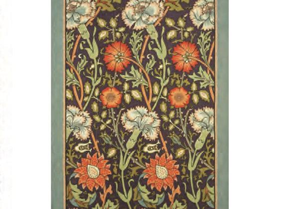 022CTN Carnation Cotton Tea Towel By Ulster Weavers