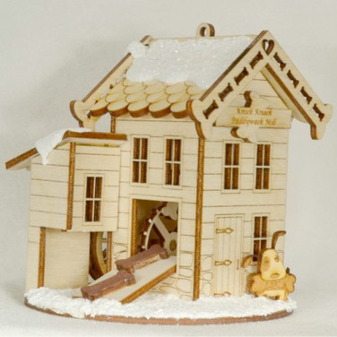 bake your dog a bone gingerhaus wooden o