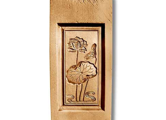 AP 2218 Japanese Blossom flower springerle cookie mold by Anis-Paradies
