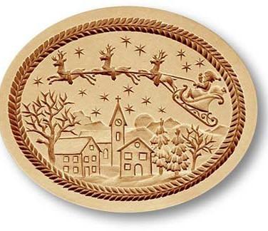 1094 springerle cookie mold anis paradie