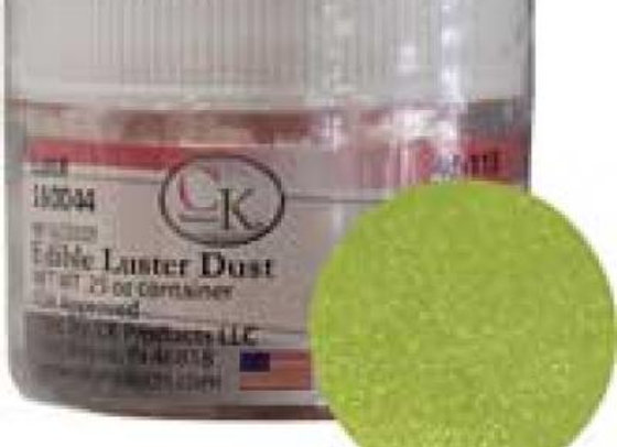 Edible Luster Dust - Sour Apple - by CK Products 43-11538