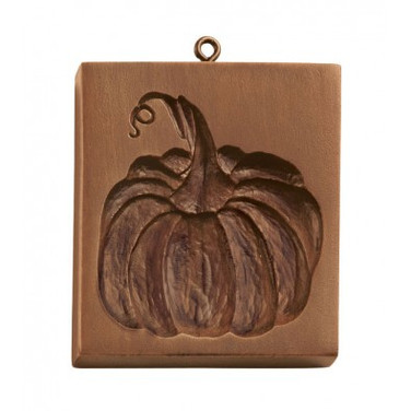 Pumpkin Gingerbread Springerle mold