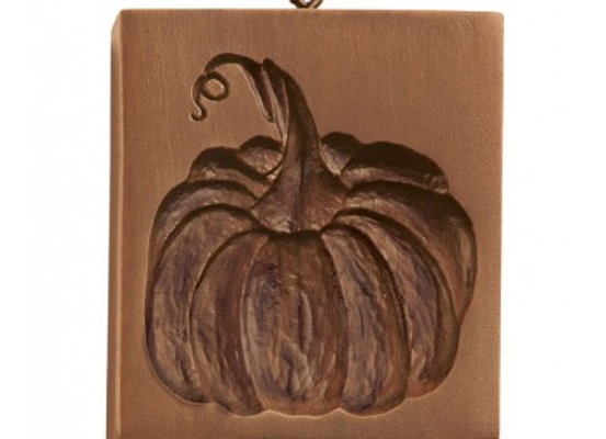 Harvest Pumpkin Springerle Cookie Mold by House on the Hill M7625