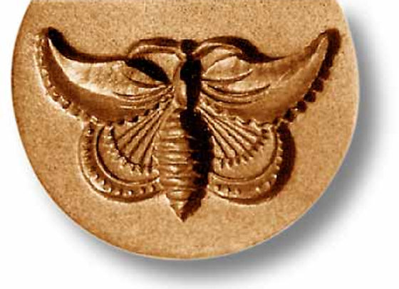 Butterfly springerle cookie mold by Anis Paradies 3426