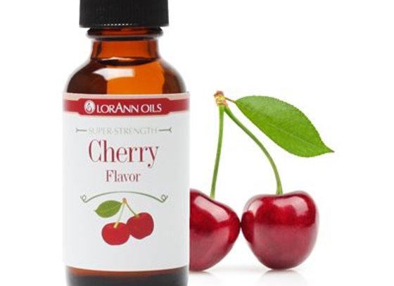 Cherry Flavor 1OZ - by LORANN 0150-0500