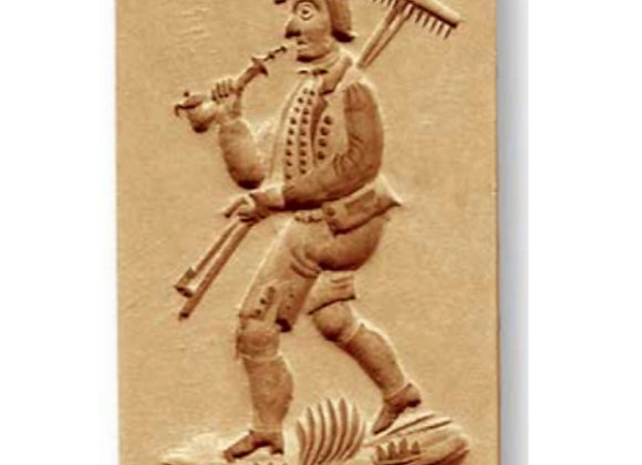 Farmer in Summer springerle cookie mold by Anis-Paradies 7954