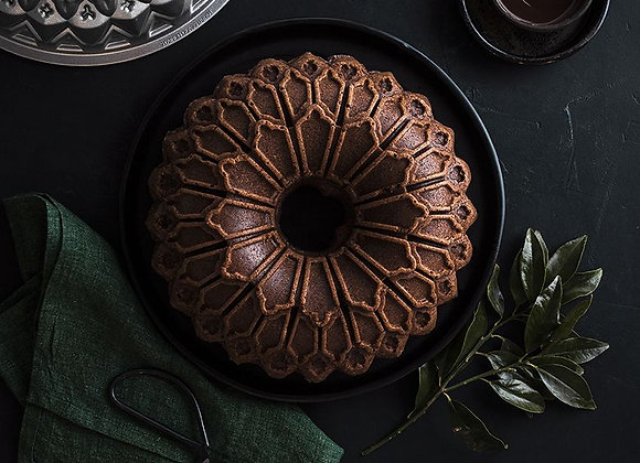 NW88737 Stained Glass bundt cake pan by Nordic Ware