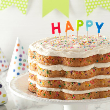 celebrations layer cake pan set