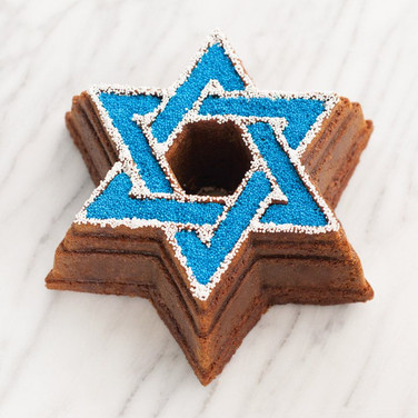 Star of David Cake Nordicware Nordic War