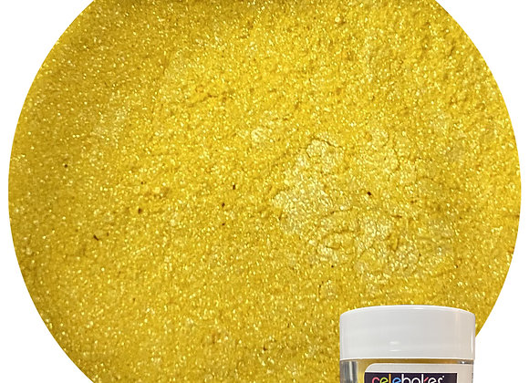 43-11506 Edible Luster Dust -Marigold - by CK Products