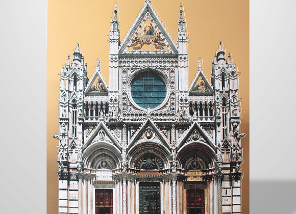 ADVENT #3 Duomo Siena Advent Calendar by Kreuter #36