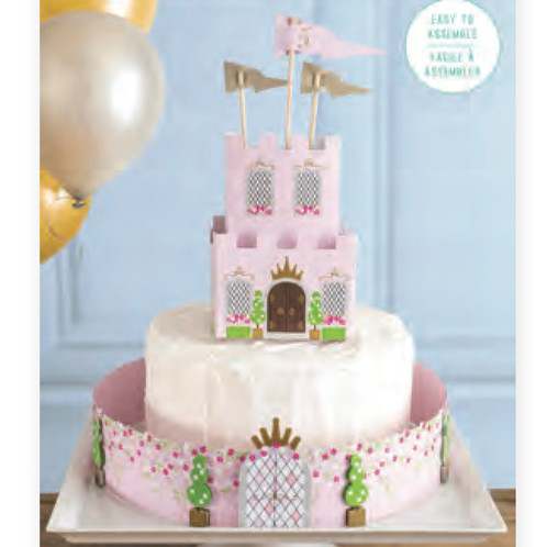 Our Princess Cake Decorating Kit By Kim Byers