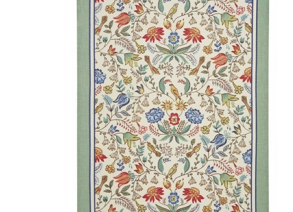 Arts & Crafts Cotton Tea Towel By Ulster Weavers 022AAC