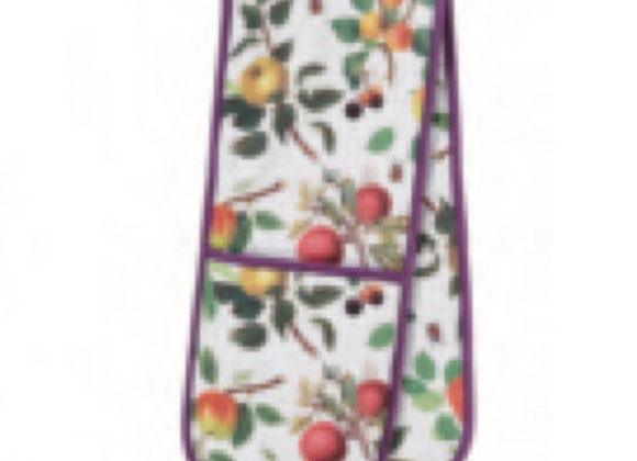7FTS03 Fruits Springerle Double Glove Oven Mitt by Ulster Weavers
