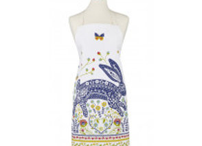 7WDH01 Woodland Bunny Rabbit Hare Apron by Ulster Weavers 7WDH01