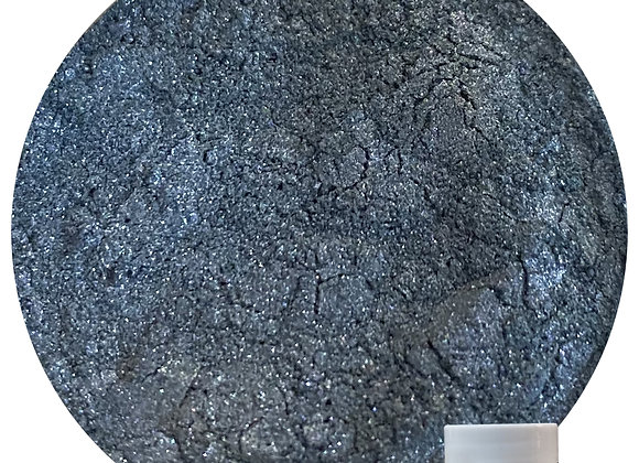 43-11529 Edible Luster Dust - Charcoal - by CK Products