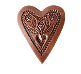 heart springerle cookie mold