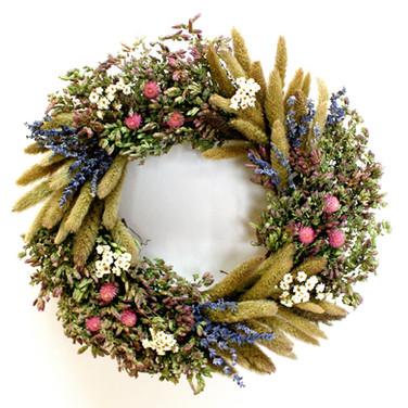 Daisy-and-Lavender-Wreath-CRK1011 6-2 La