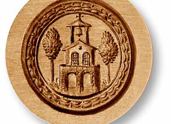 Church springerle cookie mold by Anise Paradise