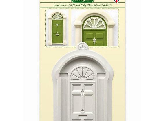 Classic Door silicone mold by Katy Sue Designs CE0054