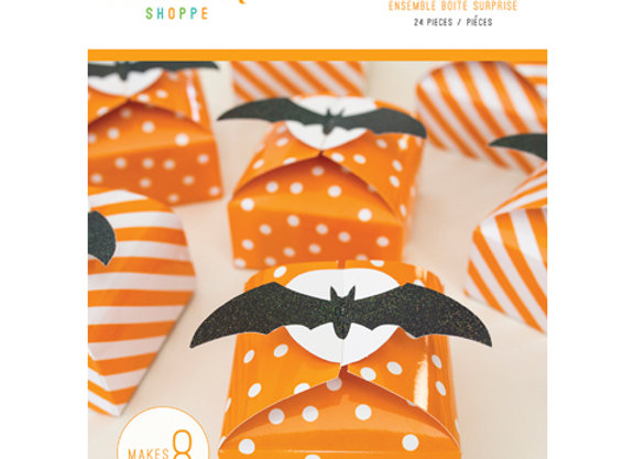 Halloween Party Favor Box Kit KBHAL-pfavor