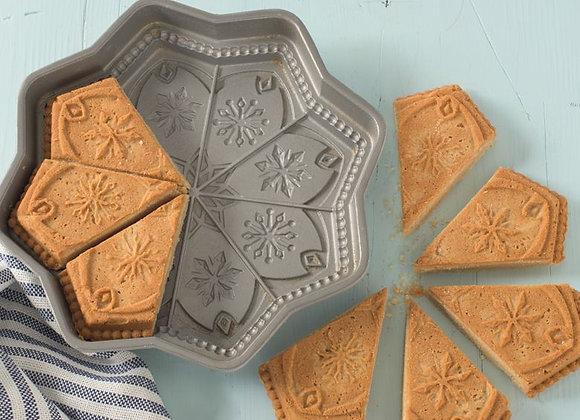 NW 3048 Nordic Ware® Snowflake Shortbread Pan