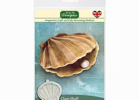 Clam Shell by Katy Sue Designs CE0103
