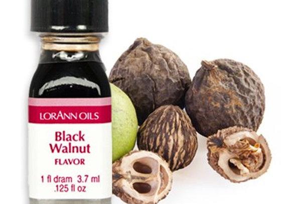 BLACK WALNUT OIL 1 DRAM - by LORANN 0200-0100