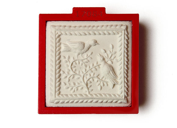 C - 17084 Plain Square cookie cutter by Gingerhaus