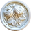 Thumbnail: Double Rose Springerle Cookie Mold  by House on the Hill M5037