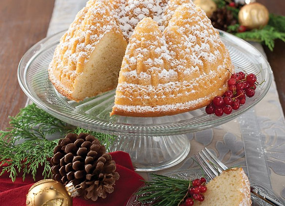 NW89737 Pine Forest Bundt Cake Pan by Nordic Ware 89737