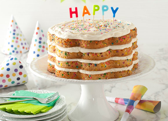 Celebration Layer Cake Pans by Nordic Ware