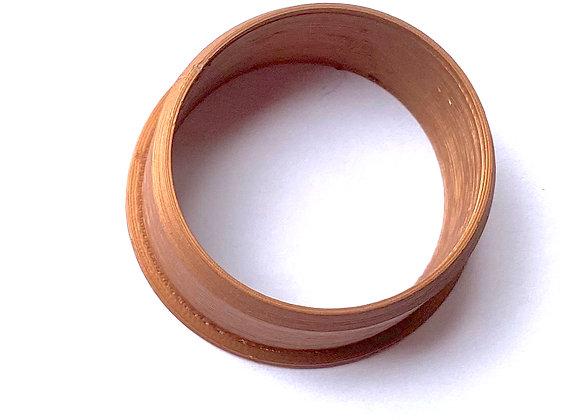 AP C - 1216 Plain Round mini cookie cutter by Gingerhaus