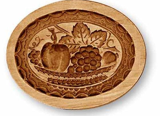 Fruit Basket springerle cookie mold by Anis Paradies 2352