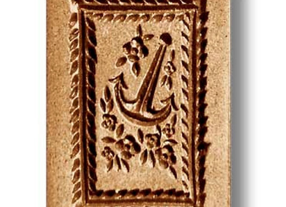 Anchor cookie mold by Anise Paradise 4708