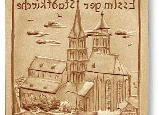 Esslinger Stadtkirch springerle mold by Anis Paradies 4636