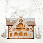 Gingerhaus Brauhaus ginger cottage Ornam