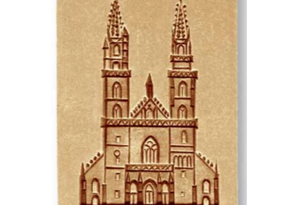 Basel Münster springerle cookie mold by Anis-Paradies 4600