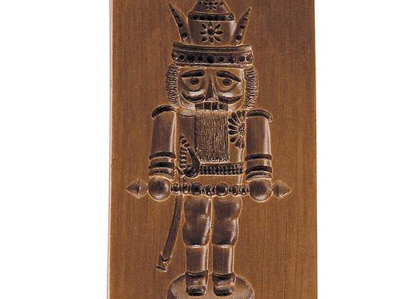 M7810 Nutcracker Springerle Cookie Mold  by House on the Hill M7810