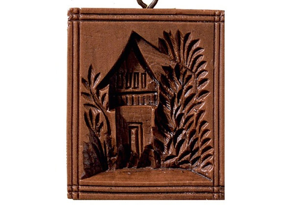 Storybook Cottage Springerle Cookie Mold  by House on the Hill