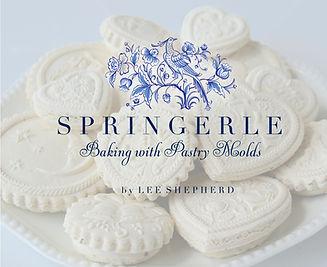 springerle baking pastry molds lee sheph