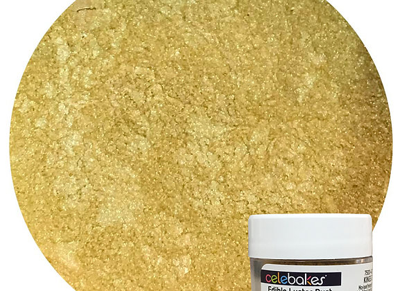 43-11517 Edible Luster Dust - Kings Gold - by CK Products