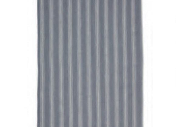 000GRY 1880 Heritage Series Grey Stripe Linen Tea Towel - Ulster Weavers