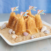 Nordic Ware Castle Cake Gingerhaus 57724