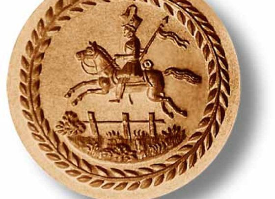 Riding a Horse Cookie Mold by Anise Paradise 7214