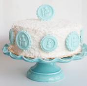 snowman springerle cookie mold cake 6418
